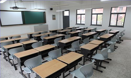 道图交互推拉黑板深受师生欢迎