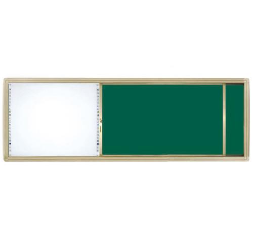电子白板(侧置)专用-推拉教学板