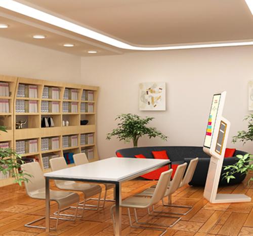 心理咨询阅览室